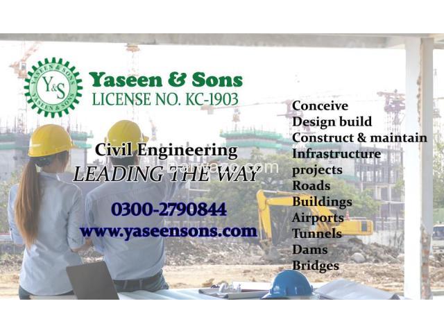 Civil Engineering In Karachi Pakistan - 1