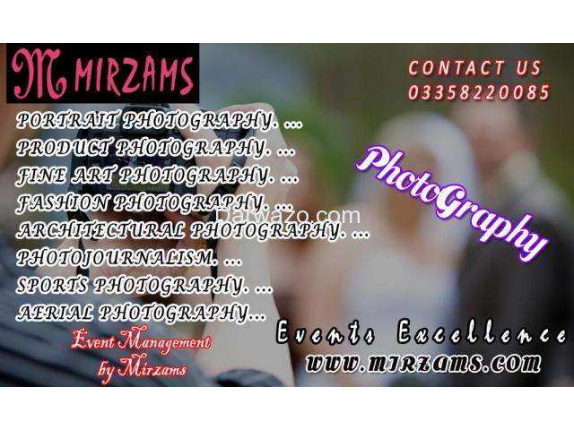 Event photography services in Karachi Pakistan - 1