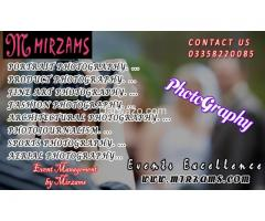 Event photography services in Karachi Pakistan