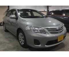 Toyota Corolla 1.6 GLI Super ECT, Automatic Transmission, Model 2013
