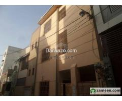 G+2 House on 80 sq yards in Gulshan-e-Iqbal Block 3 near Patel Hospital for sale