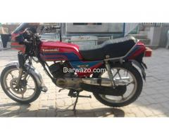 Kawasaki GTO 125 For Sale