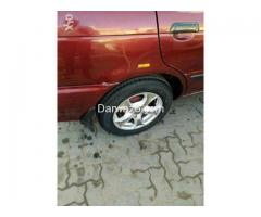 Suzuki Baleno 2004 Model . A one condition