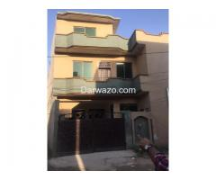 6 Marla Double Story House at H13 at investement rate- Islamabad
