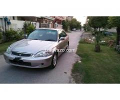 Honda civic 1999 VTi oriel manual