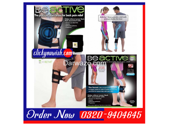 Be Active Leg Brace in Pakistan - 2