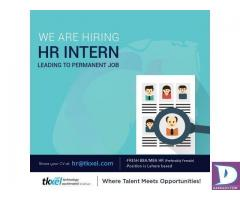 HR Intern Required
