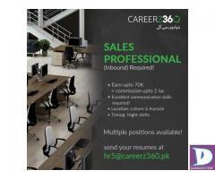 Sales Professional - Lahore