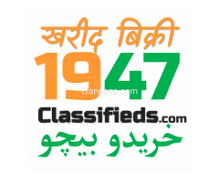 Post Free Ads on 1947classifieds.com