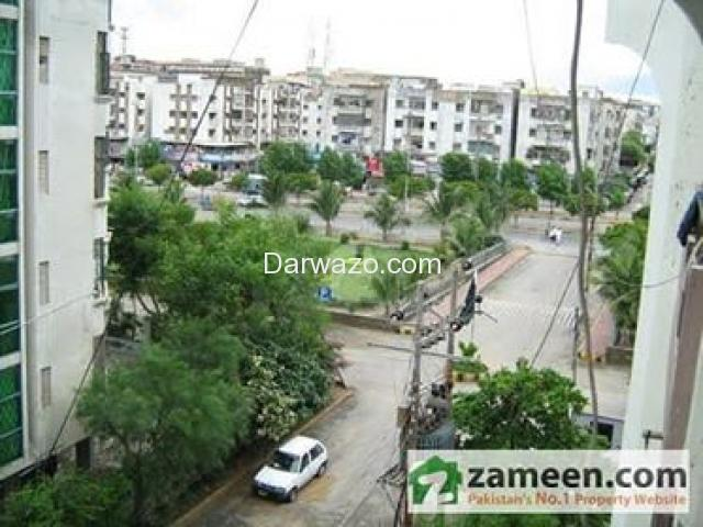 Afnan Arcade Apartment for Sale , 3 bedrooms in Gulistan e Jauhar block 15 - 2