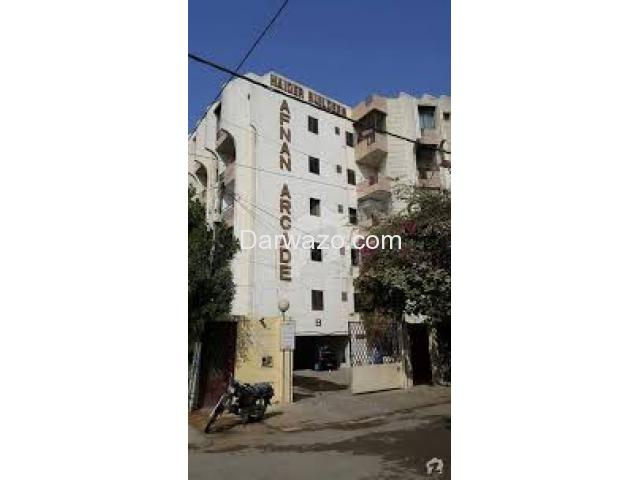 Afnan Arcade Apartment for Sale , 3 bedrooms in Gulistan e Jauhar block 15 - 3