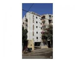Afnan Arcade Apartment for Sale , 3 bedrooms in Gulistan e Jauhar block 15
