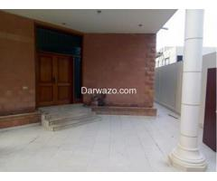 500 SQ Yards Bungalow for sale in DHA phase 6 Khayaban e Muhafiz