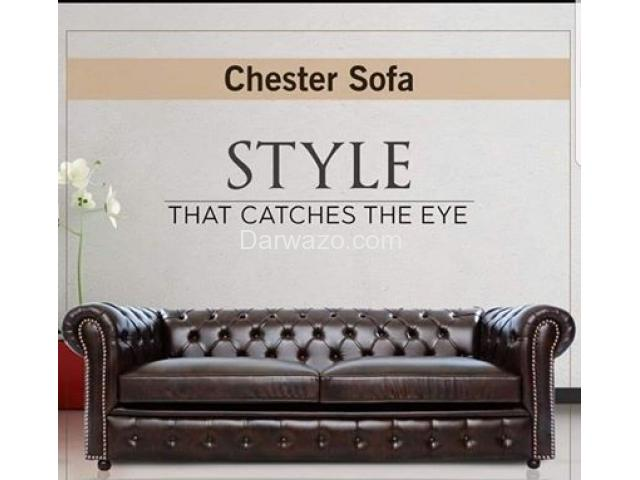 Chester sofa for Sale - 1