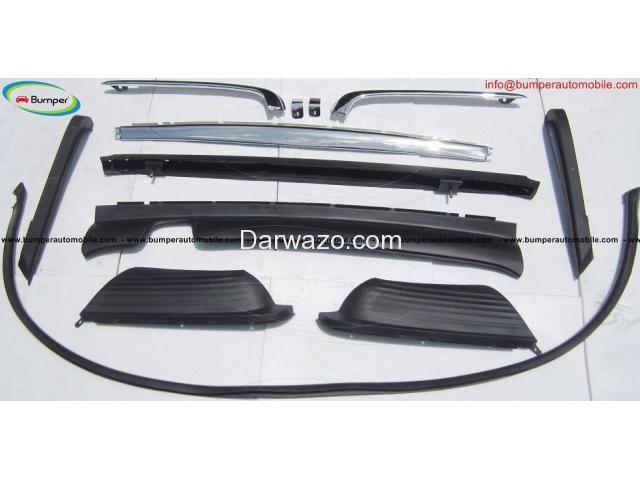 Mercedes W107 bumper models R107 280SL 380SL 450SL - 3