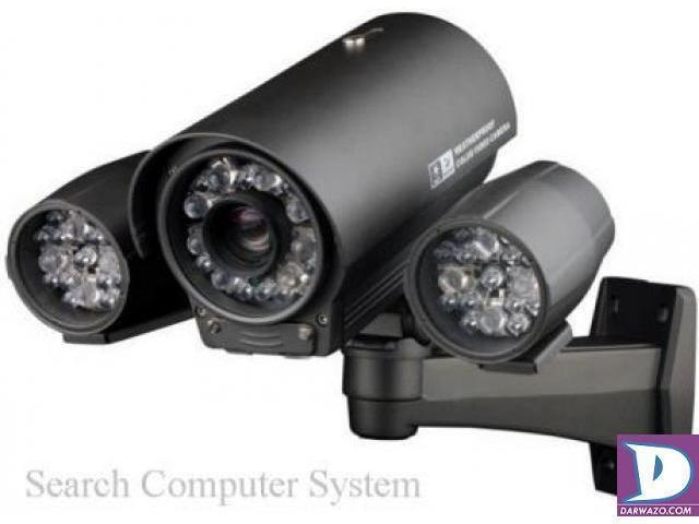 CCTV Camera Package with installation or repairing - 3