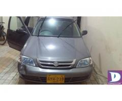 Cultus 2012 model for Sale - Karachi