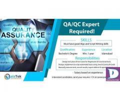 QA / QC Expert