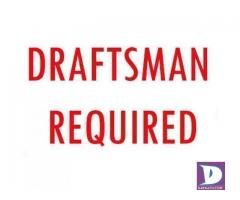 Draftsmen Required