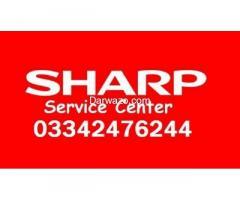 SHARP Service Center In Karachi 03342476244