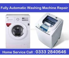 All Types Of Fully Automatic Washing Machine Repair 0333 2840646