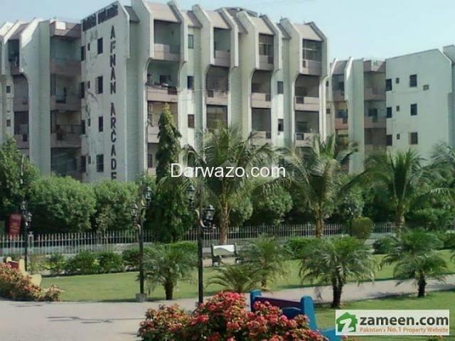 3 bedrooms – Afnan Arcade Apartment for Sale , in Gulistan e Jauhar block 15 - 1