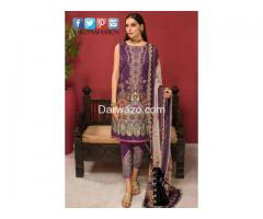Noor Shanaya Linen Dress In Pakistan - Image 1