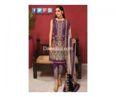 Noor Shanaya Linen Dress In Pakistan