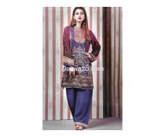 Kayseria Linen Dress In Pakistan