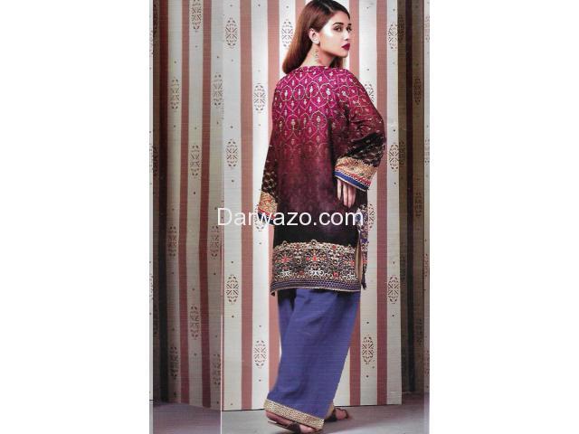 Kayseria Linen Dress In Pakistan - 2