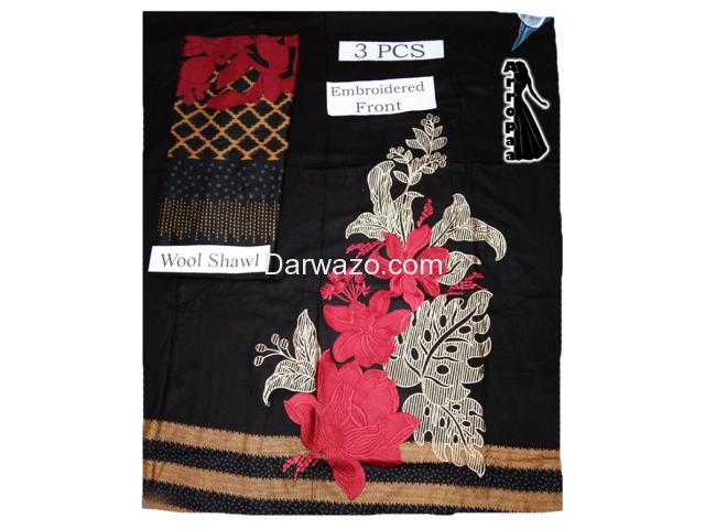 Agah Noor Linen Dress In Lahore - 2