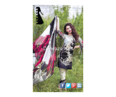 Black Rose AEN Linen Dress In Lahore - Image 1