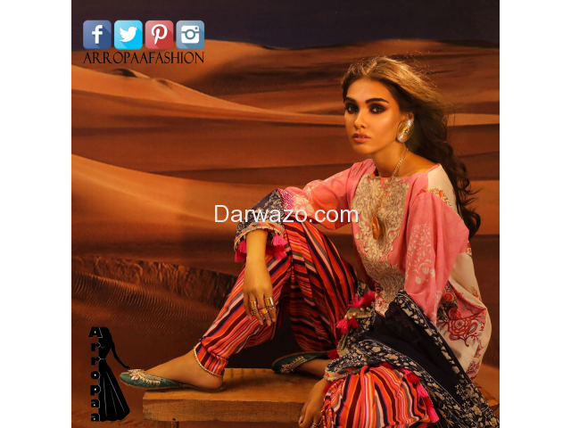 Sana Safinaz Mahay Linen Dress In Pakistan