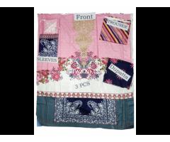 Sana Safinaz Mahay Linen Dress In Pakistan - Image 3