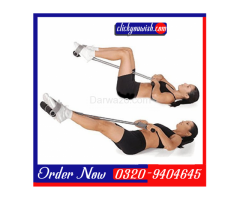 Tummy Trimmer & Exercise Bar Iron Gym Four Pull Up/Chin Up