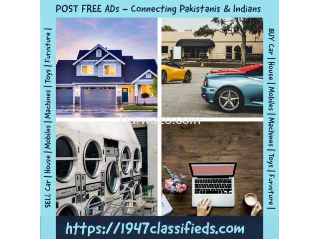 Post Free Classified Ads in Pakistan and India - 1