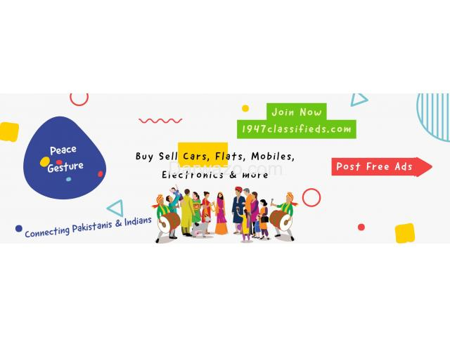 Post Free Classified Ads in Pakistan and India - 2