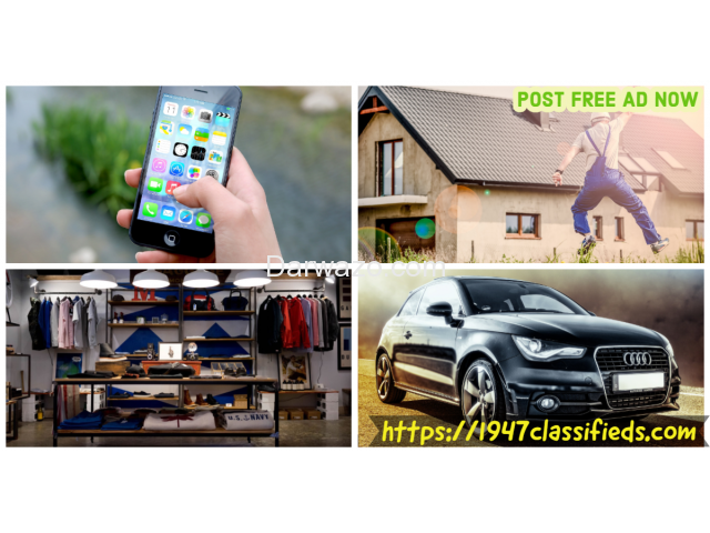 Post Free Classified Ads in Pakistan and India - 3