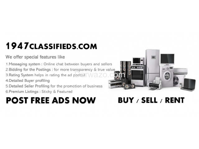 Post Free Classified Ads in Pakistan and India - 4