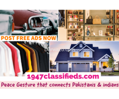 Post Free Classified Ads in Pakistan and India - Image 5