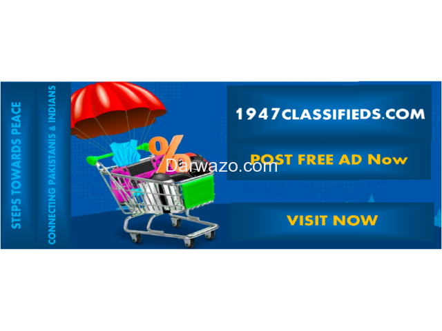 Post Free Classified Ads in Pakistan and India - 6